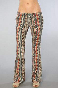 The Wanderer Bell Bottom by Obey.. AHHHH beach beach beach they come in shorts too!