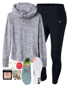 Sporty Outfit Ideas 23 Cute Sporty Outfits to Try in Winter Cute Sporty Outfits, Lazy Day Outfits, Sport Outfits, Casual Outfits, Cute Athletic Outfits, Winter Outfits For School, Athletic Wear, Athletic Clothes, Sporty Chic