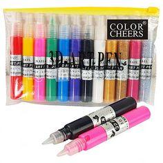 KADS Newest Painting Stamping Nail Varnish Beauty 1 Bottle/LOT Nail Polish  & Stamp Polish Nail Art Pen 31 Colors 4 Seasons