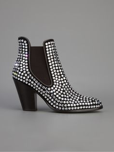 Giuseppe Zanotti Design - Ankle boot preta. 7