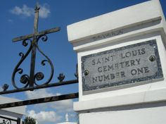 Cities of the Dead ~ New Orleans Cemeteries