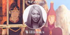 Voice Actors and Actresses from ATLA and LoK. WHAT?!  I never knew Serena voiced avatar characters!