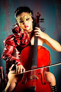 Tina Guo, cellist   Violinists, Violists & Cellists In