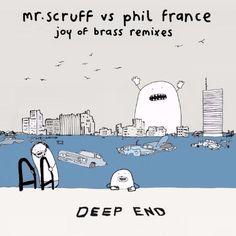 "Mr. Scruff Vs Phil France - Joy Of Brass Remixes (12"")"