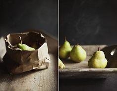 honey & jam | recipes + photos: Pear & Almond Chocolate Cake with Cider Glaze