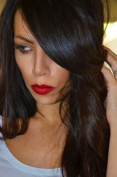 Tips for rocking a red lip!