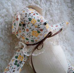 Susannah the Little Teddy Bear by ellemardesigns on Etsy, $10.00