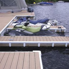 how to use boat dock bumpers