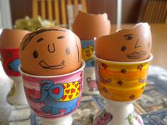Cress Heads -Growing mustard cress with children Cress Heads, Crafts For Kids, Arts And Crafts, Fun Projects, Mustard, Wordpress, Easter, Children, Creative