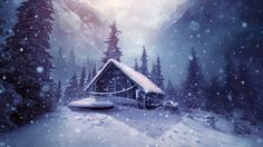 Tutorial de Photoshop: Como criar uma paisagem de inverno com foto manipulação