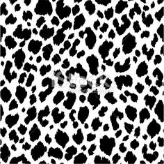 leopard pattern Royalty Free Stock Vector Art Illustration
