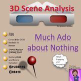 Much Ado about Nothing: 3D Scene Analysis Project Diorama