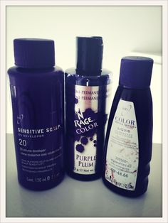 DSK Steph!: DIY Hair Color! Burgundy Plum- I have found one I love but I might test it out