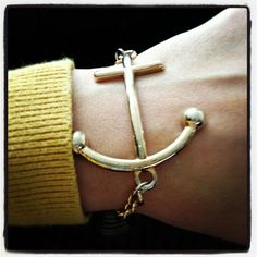 Anchors Up Bracelet