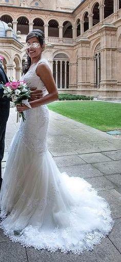 ¡Nuevo vestido publicado!  San Patrick mod. Halsey ¡por sólo 700€! ¡Ahorra un 60%!   http://www.weddalia.com/es/tienda-vender-vestido-novia/san-patrick-mod-halsey/ #VestidosDeNovia vía www.weddalia.com/es