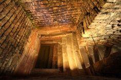 Underground mikveh dating from 1186.