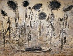 The Orders of the Night, 1996, by Anselm Kiefer