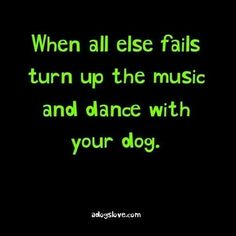 Hahahahaha...I love this because it so true!! I do it all the time with my pup.