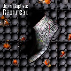 Jean-Baptiste Rautureau sagas printemps-été 16 / Biul zip boot