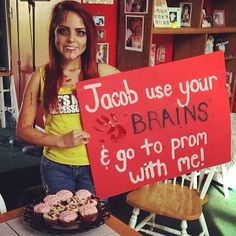 Prom season is almost here! And that means creative promposals!