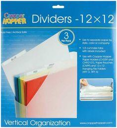 Advantus Cropper Hopper Dividers 3-Pack, Frost, 12-Inch-by-12-Inch Advantus,http://www.amazon.com/dp/B00161SRLQ/ref=cm_sw_r_pi_dp_0Ac5sb0X08FRYSVE