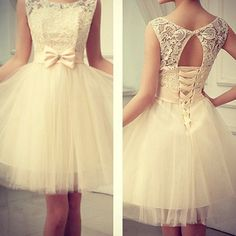 vestido blanco lindo
