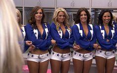 Dallas Cowboys Cheerleaders TV Show | CMT : Photos : Dallas Cowboys Cheerleaders 708 : A Little Good Luck