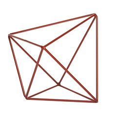Gemma Deco Object 15cm (I would copper spray paint this)