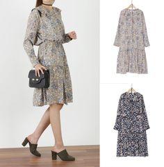 New Women Spring Casua Cute Floral Dresses Japanese/Korean Fashion #Unbranded #Flapper #Casual