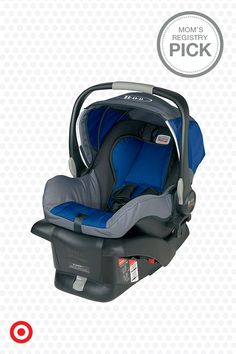The BOB B-Safe infant car seat, a Mom's Registry Pick, is the perfect complement to your BOB jogging stroller. Together, they make a complete travel system. The LATCH-compatible car seat features an adjustable, tangle-free harness, side impact protection and a comfortable handle.