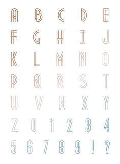 1920s: Metropolis 1920 / Typographie