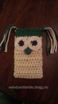 Crochet phonecover iphone