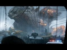 New Godzilla trailer! We can see its face. Whosacutegiantmonster? WHOSACUTEGIANTMONSTER! You are, aren't you! May 15, suckas ... May 15.