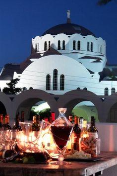 wine tasting @Aressana Spa Hotel & Suites