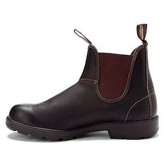 Blundstone 500 Boot Stout Brown Leather, just ordered them. Can't wait to