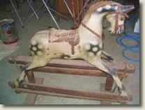 bartlett rocking horse