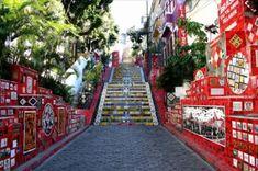 E aí? Ir ou não ir à Escadaria Selarón?