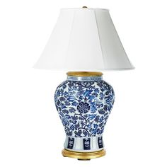 Ralph Lauren Ginger Jar Table Lamp