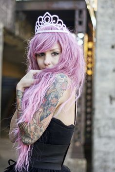 "Alexa Poletti ""Dark Hearts"", by Holly Cromer http://www.hollycromerphoto.com"