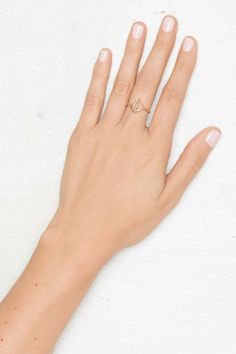 The ring is nice (but a little Empire-y from Star Wars) but the nails are perfection.