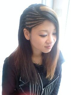 Image result for asian ladies with braids