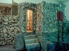 Exploring Biblical Places and Times: How to Make Faux Rock Walls  ( Decor Ideas for Holy Land Adventures Group VBS - Galilee Nazareth )