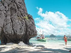 Beautiful Island Hopping in El Nido, Palawan #philippines #palawan #elnido #travel #photo #photography #doyoutravel #wanderlust #wandering #nature #asia