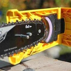 Woodworking Special Chainsaw Teeth Sharpener Sharp Cut With PowerSharp Bar MP