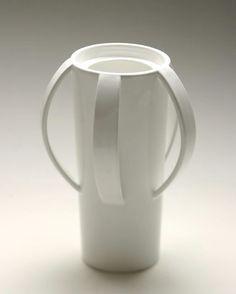 Kantro  ceramic vase 5 arms luigi Pulvirenti designer  product by Kalacte_design #ceramic #art #design #interiordesign #home #sicilia #italia #kalacte #luigipulvirentidesigner  Kalacte@aol.com