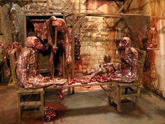Los infernales dioramas de Mark Powell « Tejiendo el mundo