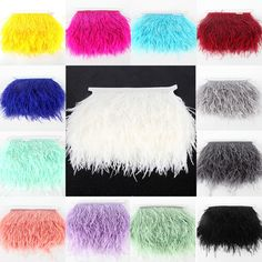 Cheap Feather, Buy Directly from China Suppliers:1/2/3/5/10 yards High-quality New Ostrich Feather 8-11cm Plumes Fringe trims Stripe for earring Clothing Party Craft Accessories Enjoy ✓Free Shipping Worldwide! ✓Limited Time Sale✓Easy Return. Feather Earrings, Diy Earrings, Craft Accessories, Ostrich Feathers, Fringe Trim, Diy Clothing, Craft Party, Party Hats, Yards