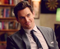 Matt Bomer is Christian Grey