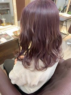 Hair Color Pink, Hair Dye Colors, Purple Hair, Hair Inspo, Hair Inspiration, Cool Hairstyles, Wedding Hairstyles, Pixie, How To Make Hair