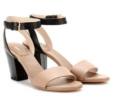 Sandales en cuir bicolore Chloé ♥